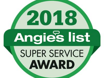 angies award 2018